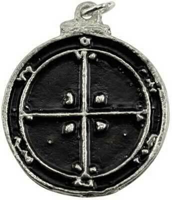 GKS 4th Pentacle of Mars pendant