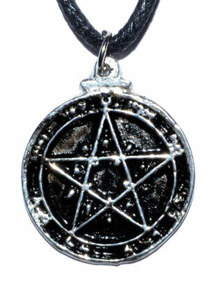 GKS 2nd Pentacle of Venus pendant