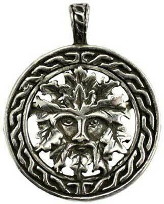 Celtic Greenman