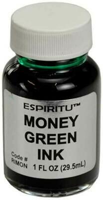 Money Green Ink
