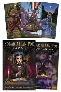 Edgar Allan Poe Tarot by Rose Wright