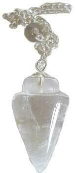 Pendulum Clear Quartz