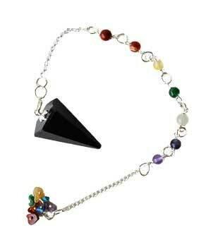 Pendulum Chakra Tourmaline
