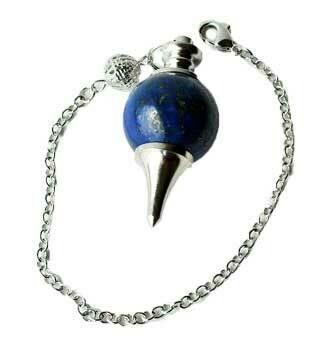Ball Lapis Pendulum