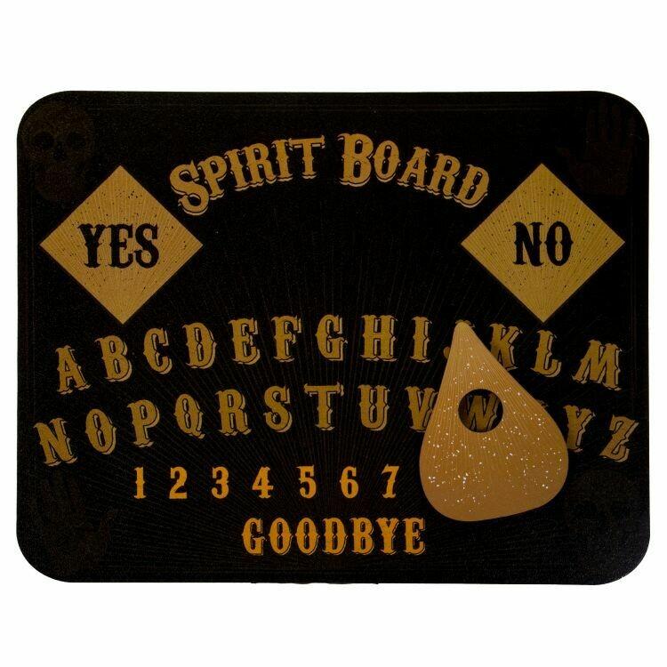 Skull Spirit Board