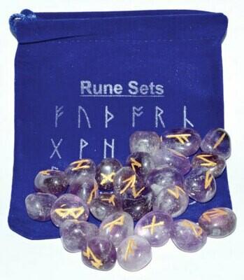 Runes Amethyst