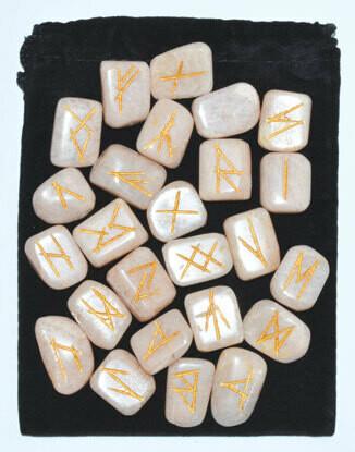 Runes Moonstone