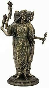 Hecate-Greek Goddess of Magic