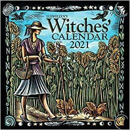 Witches Calendar 2021