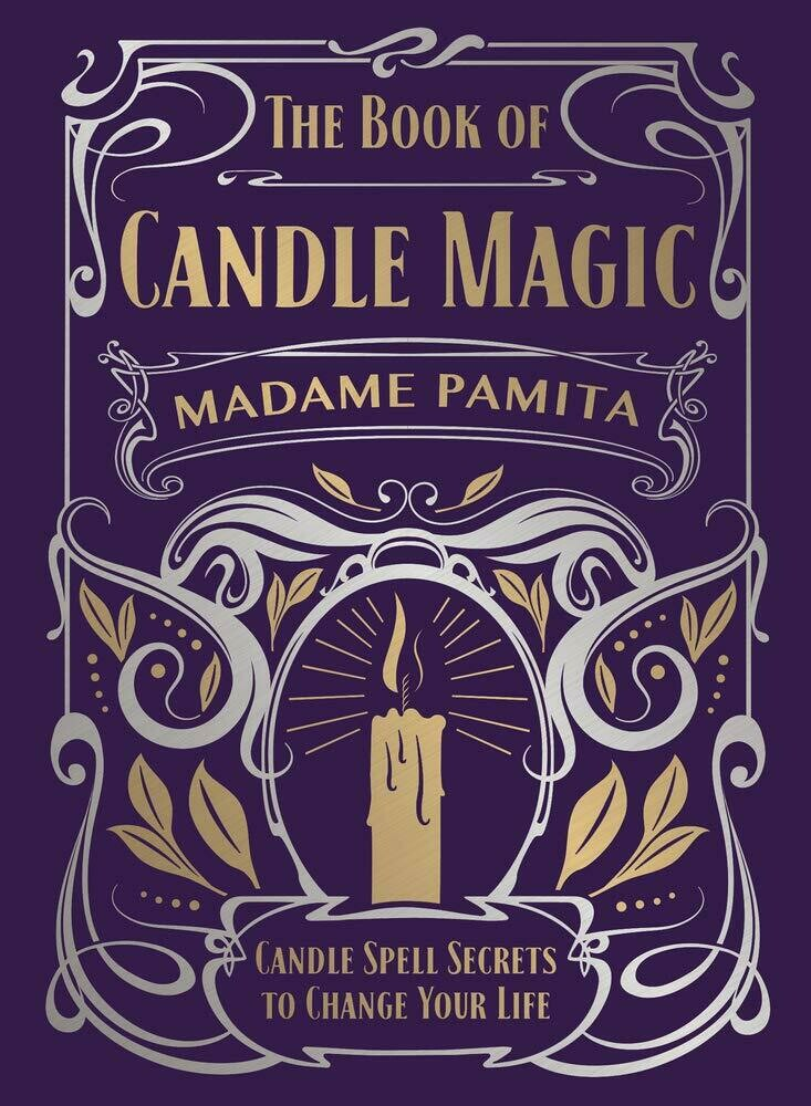Book of Candle Magic by Madame Pamita