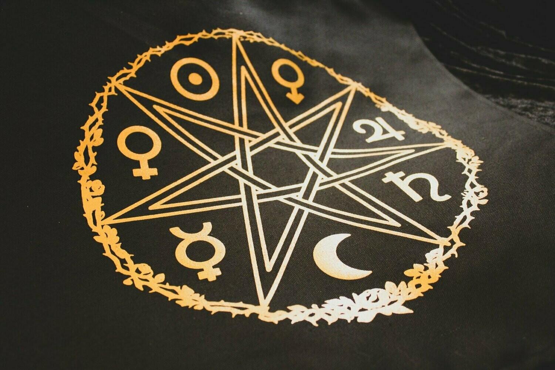 """Celestial Delights Altar Cloth 18x18"""""""