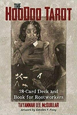 Hoodoo Tarot by Tayannah Lee McQuillar