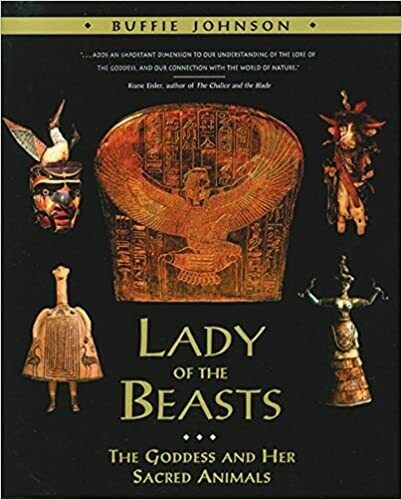 Lady of the Beasts by Buffie Johnson
