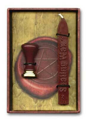 Magic Sealing Wax stamp