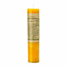 Energy & Will candle Blessed Herbal