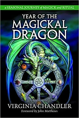 Year of the Magical Dragon by Virginia Chandler