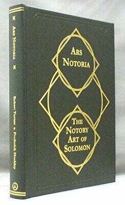 Ars Notoria The Notory Art of Solomon