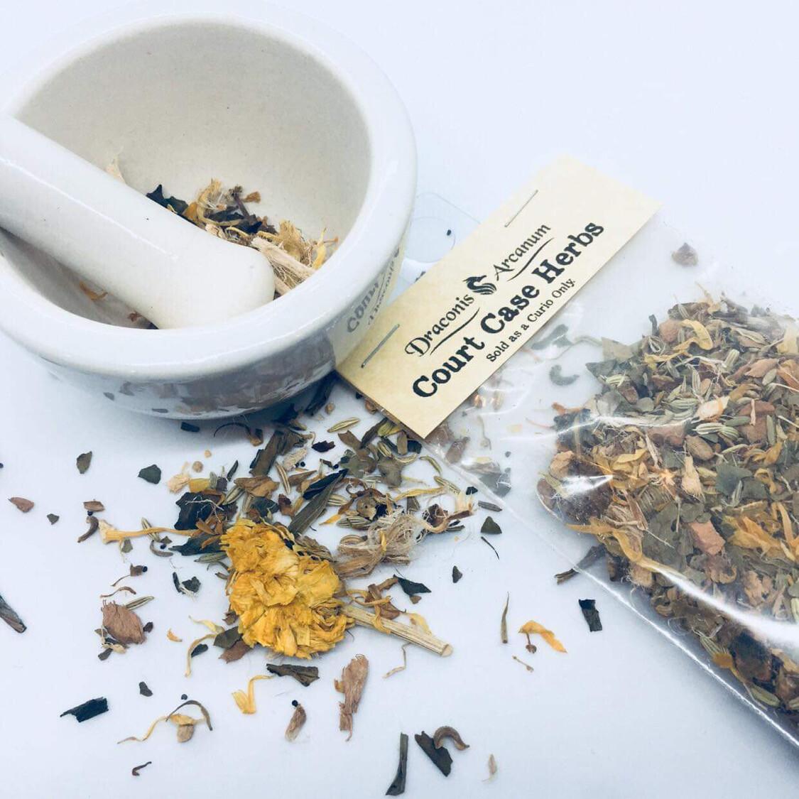 Court Case Herbs