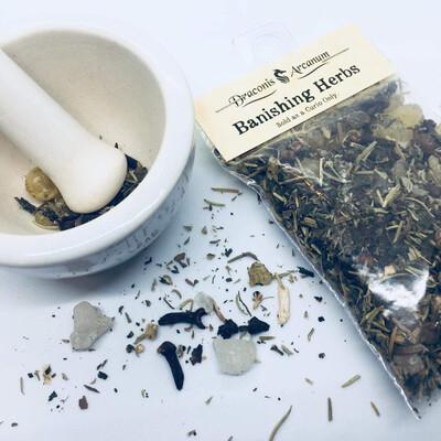 Banishing Herbs