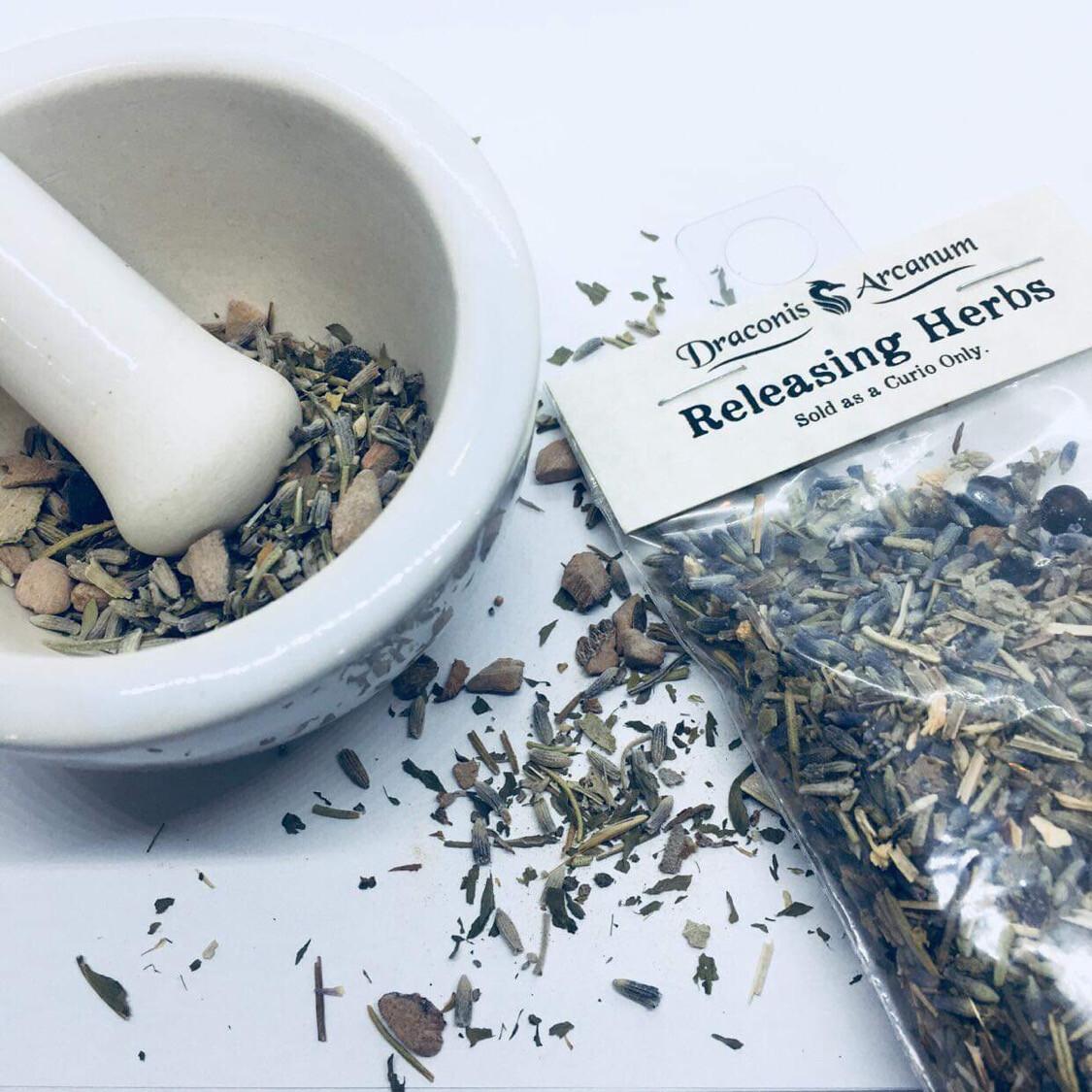 Releasing Herbs