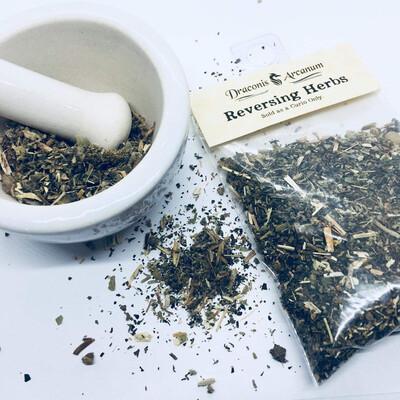 Reversing Herbs