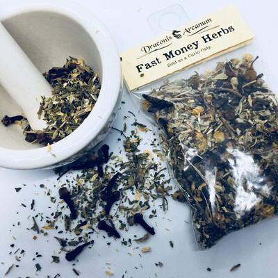 Fast Money Herbs