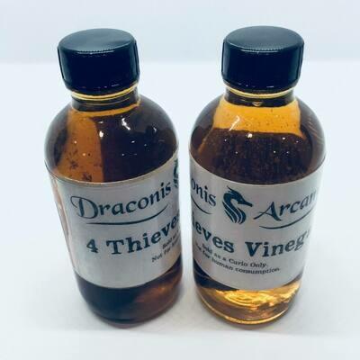 4 Thieves Vinegar 4oz