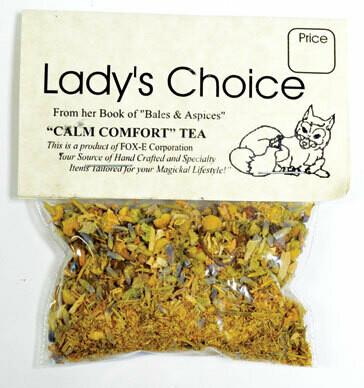 Calm Comfort Tea