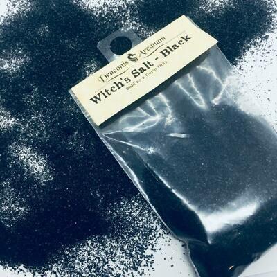 Witch's Salt - Black