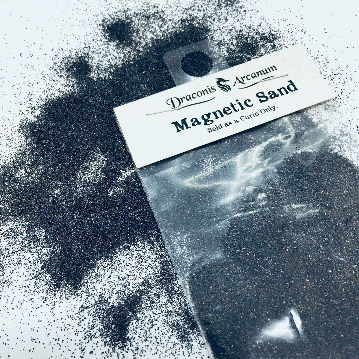 Magnetic Sand