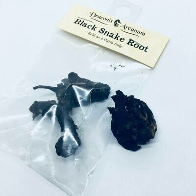 Black Snake Root Whole