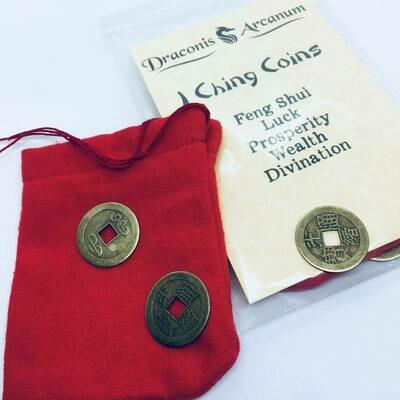 Iching Coins