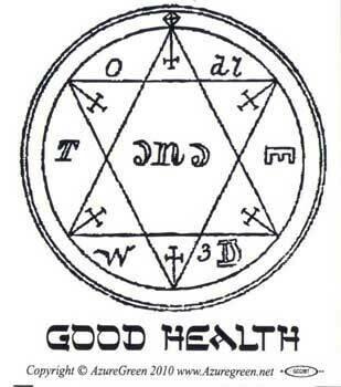 Good Health Sticker