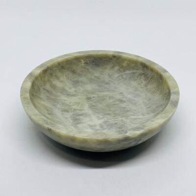 """Natural Stone Bowl Burner 5""""D"""