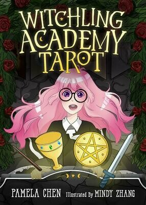 Witchling Academy Tarot by Pamela Chen and Mindy Zhang