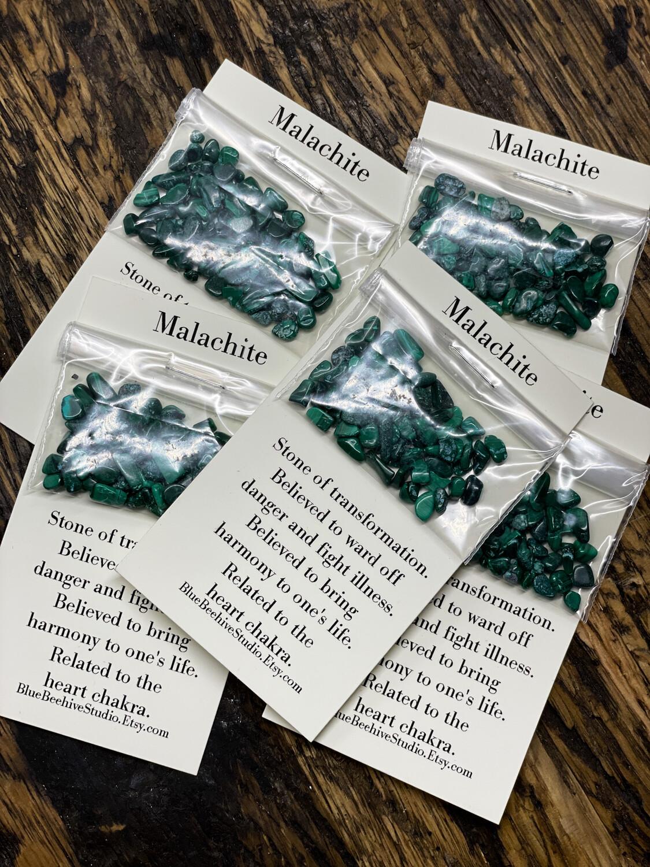 Malachite Chips