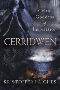 Cerridwen Celtic Goddess of Inspiration by Kristoffer Hughes