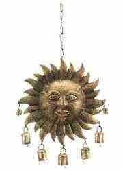 """Windchime Sun 10"""""""