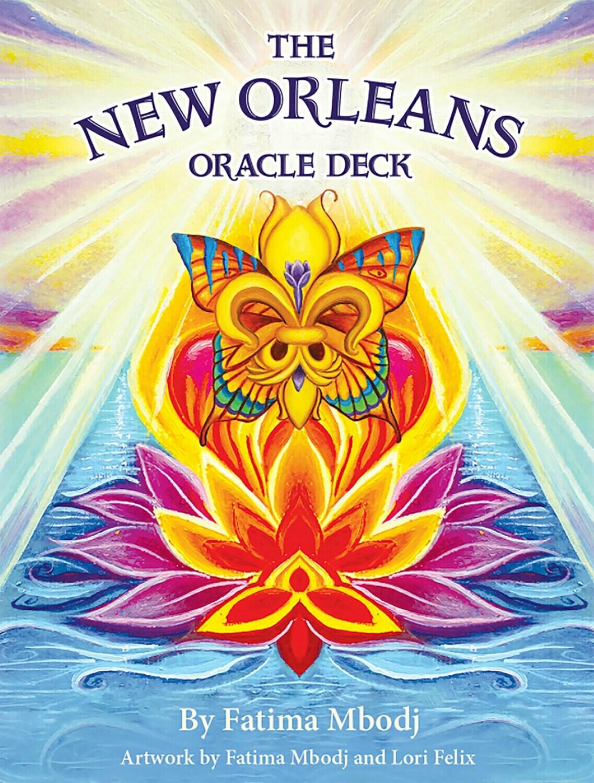 New Orleans Oracle Deck