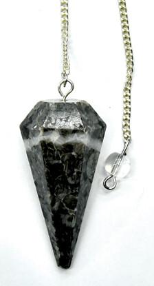 Black Coral Pendulum