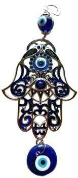 Hand Evil Eye Wall Hanging