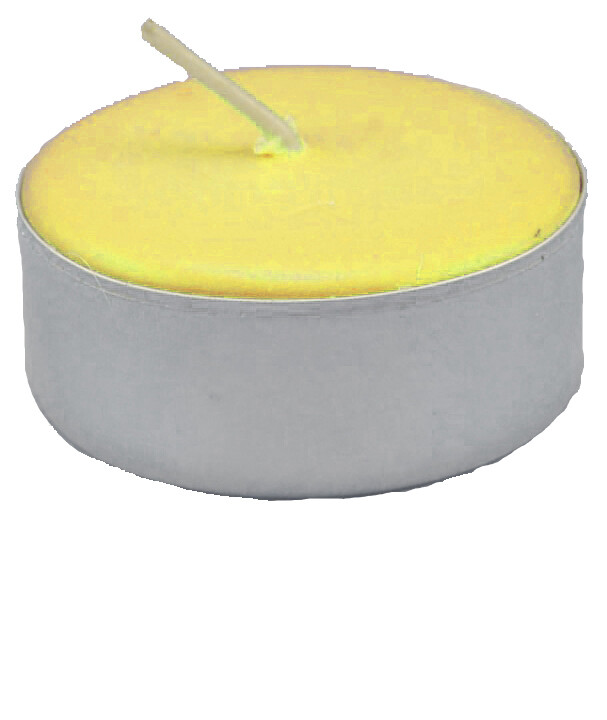 Tealight - Yellow