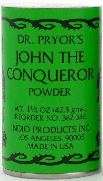 Dr Pryors High John Incense 1.75oz