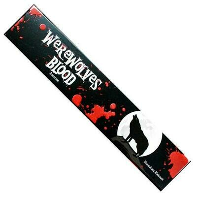 Werewolves Blood Incense