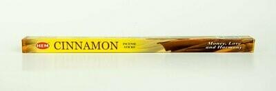 Cinnamon HEM square