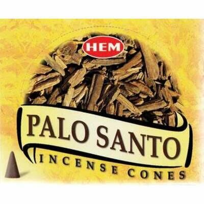 Palo Santo HEM cones