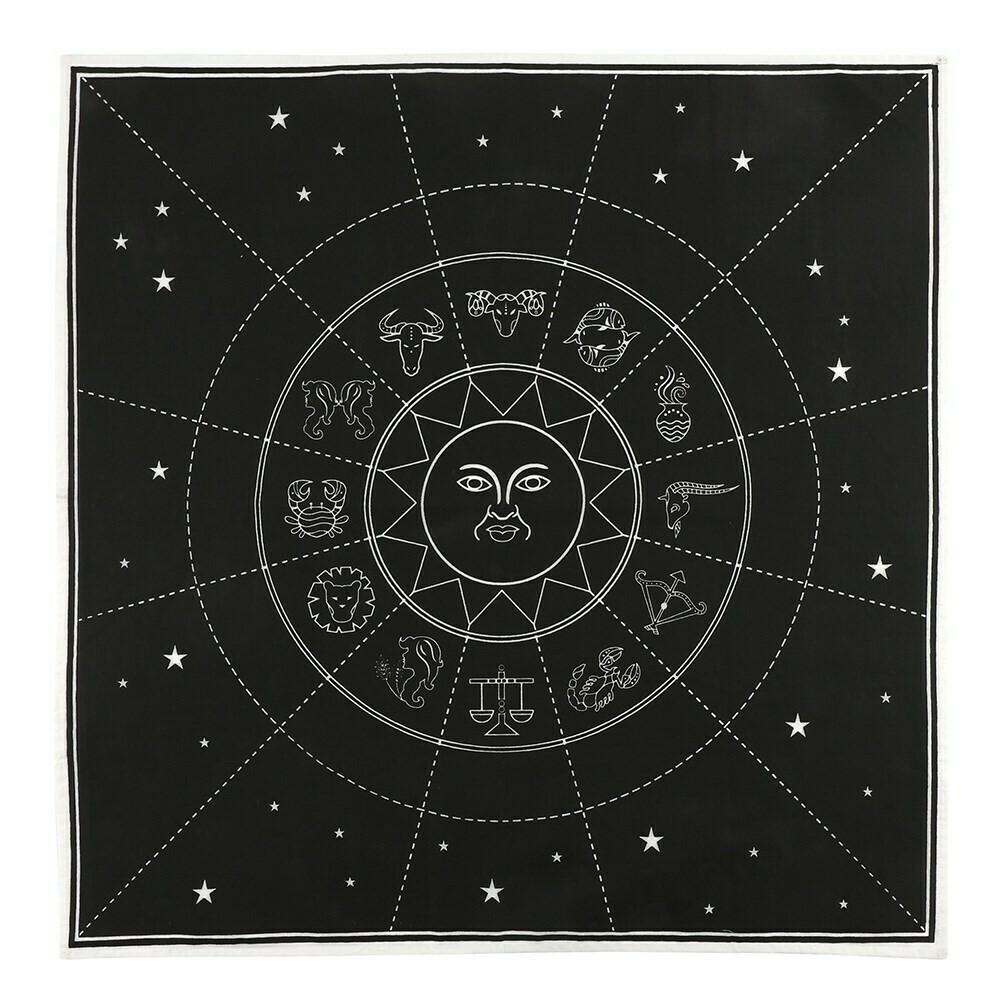 "Star Sign Altar Cloth 27x27"""