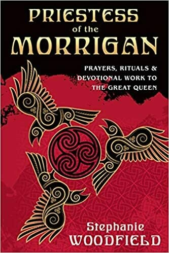 Priestess of the Morrigan by Stephanie Woodfield