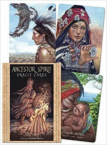 Ancestor Spirit Oracle Cards by Jade Sky