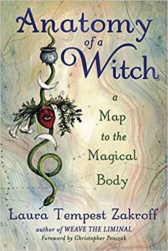 Anatomy of a Witch by Laura Tempest Zakroff